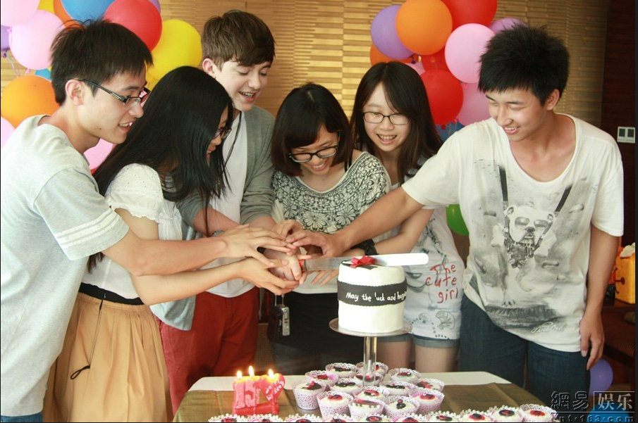 Celebrate A Early 15th Birthday for Greyson Chance